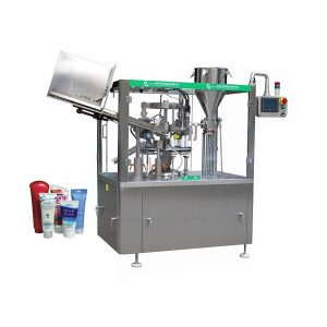 کاسمیٹک ٹیوب بھرنے والی مشین