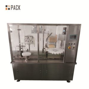 40-1000ML مکمل طور پر خود کار طریقے سے ڈیجیٹل کنٹرول اور مائع بھرنے والی مشین