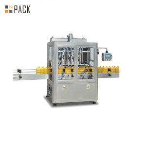 واشنگ اپ مائع بھرنے والی مشین / ٹوائلٹ کلینر بھرنے والی مشین / صابن بھرنے والی مشین