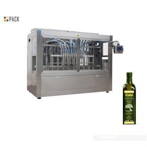 500ML-5000ML کھجور مکھن سورج مکھی کے تل نیز ناریل پام آئل بھرنے والی مشین