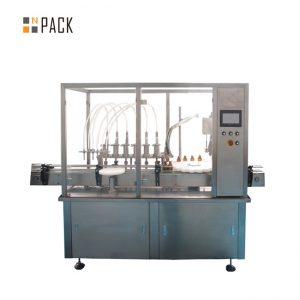 hyaluronic ایسڈ شیشی کی بوتل بھرنے اور کیپنگ مشین
