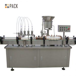 اعلی معیار موٹے گورللا بوتل بھرنے والی مشین ای مائع ای مائع بھرنے والی مشین چھوٹی ڈراپ فلنگ مشین