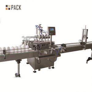 سویا ساس سرکہ بھرنے والی مشین ، خوردنی تیل بھرنے والی مشین ، چٹنی مشین