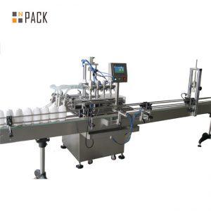 خود کار طریقے سے 5 لیٹر پالتو جانوروں کی بوتل خوردنی تیل بھرنے والی مشین